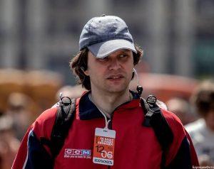 Денис Юдин, член московской избирательной комиссии