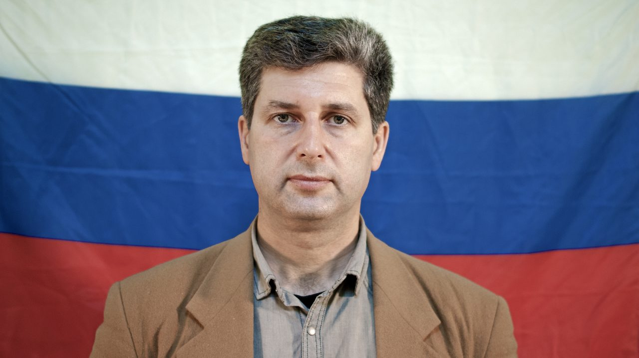 Марк Гальперин, активист Фото Sotavision / Алексея Табакаева
