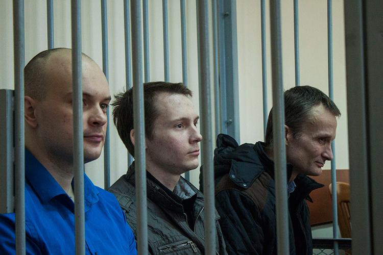 Дмитрий Фонарев, Михаил Фельдман и Олег Саввин